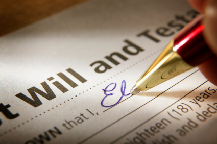A will for your Facebook page?