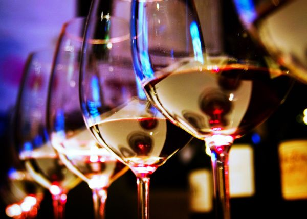 Check out our (borrowed) holiday wine list