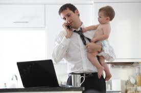Are working dads getting a raw deal?