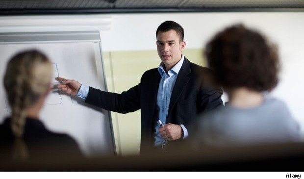 Why younger bosses may hinder company performance
