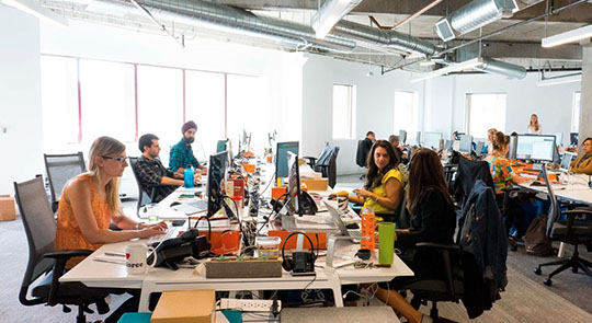 Billion-dollar boost for HR start-up